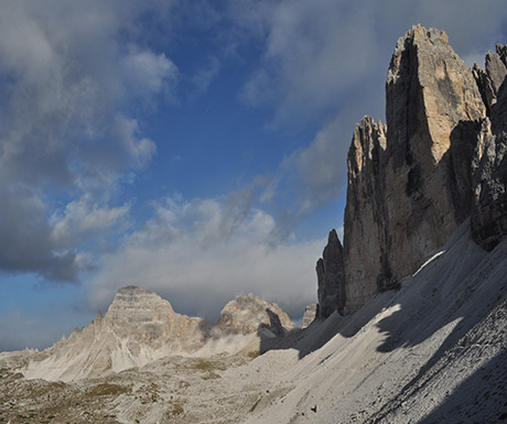 The fabulous Some in the Dolomites