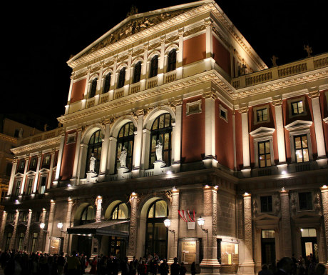 Top 5 venues throughout Vienna for classical music connoisseurs