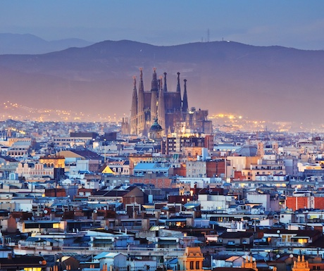 5 of the best skill and architecture can stop in Barcelona, The country