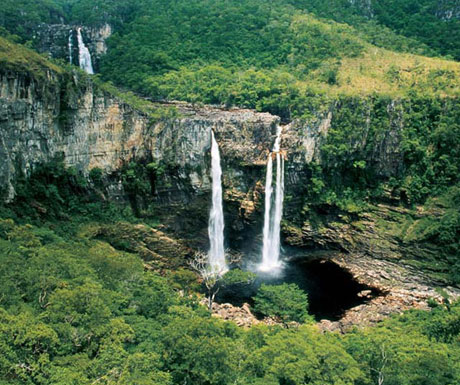 Top 4 nature in Brazil