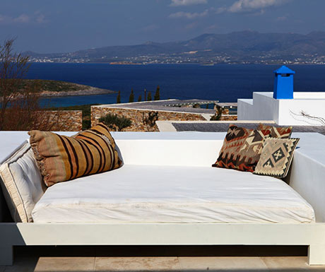 8 Greek holiday villas with stunning seaside views