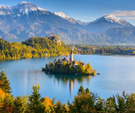Discover your next passionate destination, Lake Bled