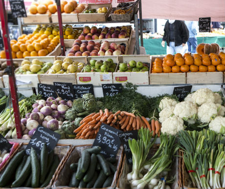 4 organic as well as healthy holiday events in Provence