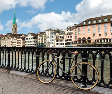 Zurich – the ultimate all-rounder