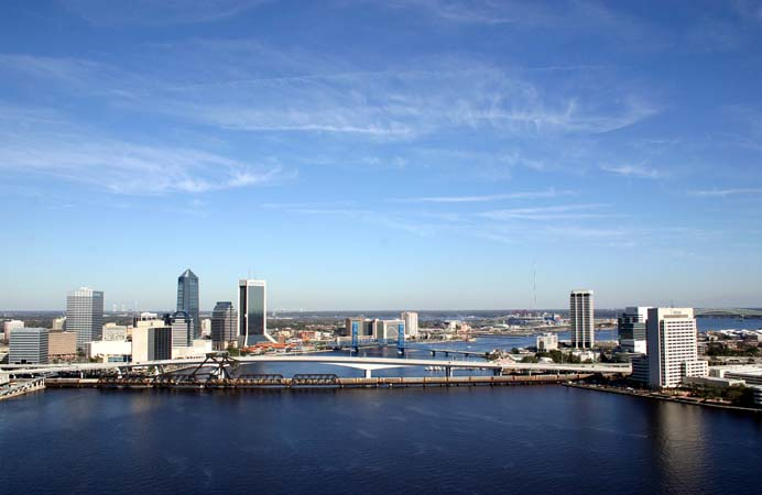 A Day in Jacksonville, Florida